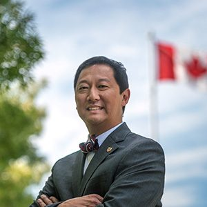 Welcoming Dr. Santa Ono to UBC