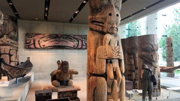 New Museum Of Anthropology Exhibits