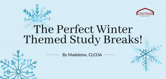 Special Winter Edition – The Perfect Winter Themed Study Breaks!
