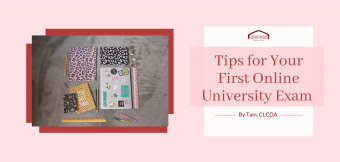 Tips for Your First Online University Exam