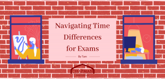 Navigating Time Differences for Online Exams