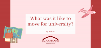 What Was It Like to Move for University?